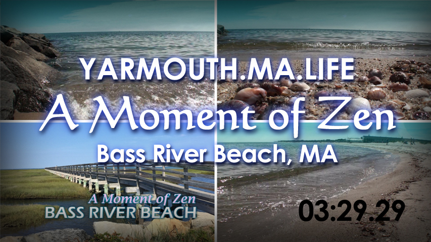 A Moment of Zen_Bass River Beach Yarmouth
