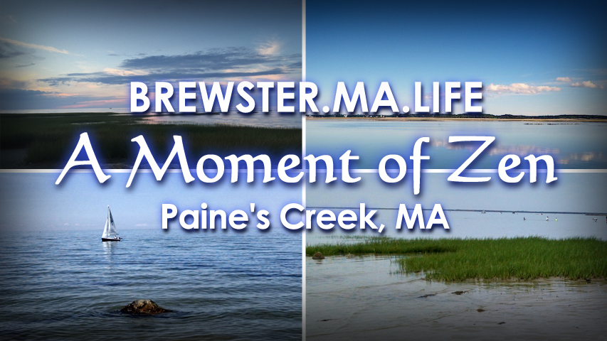 Paines Creek Cape Cod